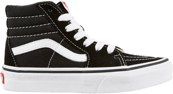 Vans Kids' Preschool Canvas Sk8-Hi Shoes product image
