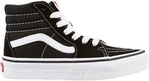 6e794e4adf Vans Kids  Preschool Canvas Sk8-Hi Shoes