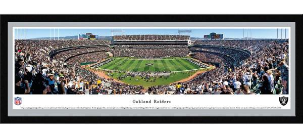 Blakeway Panoramas Oakland Raiders Framed Panorama Poster product image
