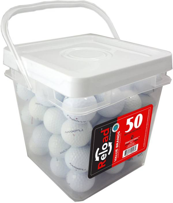 Recycled Value Golf Ball Mix – 50 Pack product image