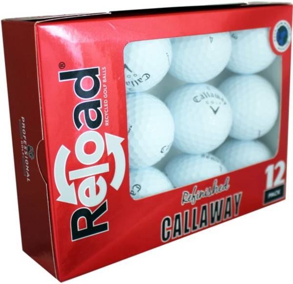 Refurbished Callaway Chrome Soft Golf Balls - Prior Generation product image