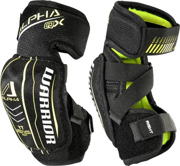 Warrior Youth Alpha QX Ice Hockey Elbow Pads product image