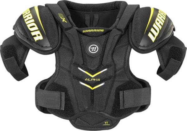 Warrior Youth Alpha QX Ice Hockey Shoulder Pads product image