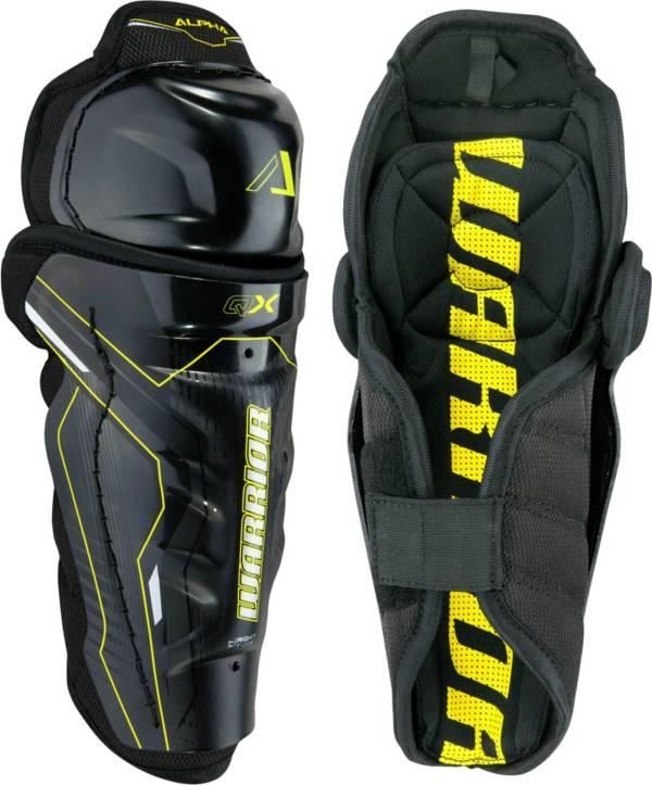 Warrior Youth Alpha QX Ice Hockey Shin Guards product image