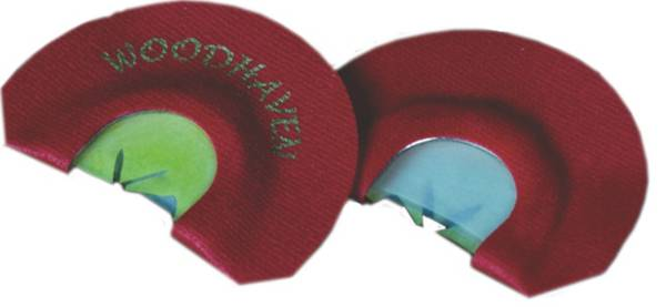 WoodHaven Custom Calls Raspy Red Reactor Turkey Mouth Call product image