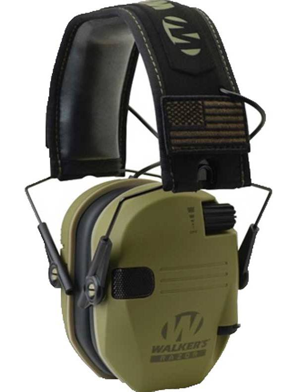 Walker's Game Ear Razor Patriot Series Slim Electronic Muffs product image