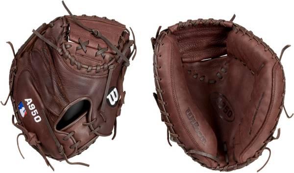 Wilson 34'' A950 Series Catcher's Mitt product image