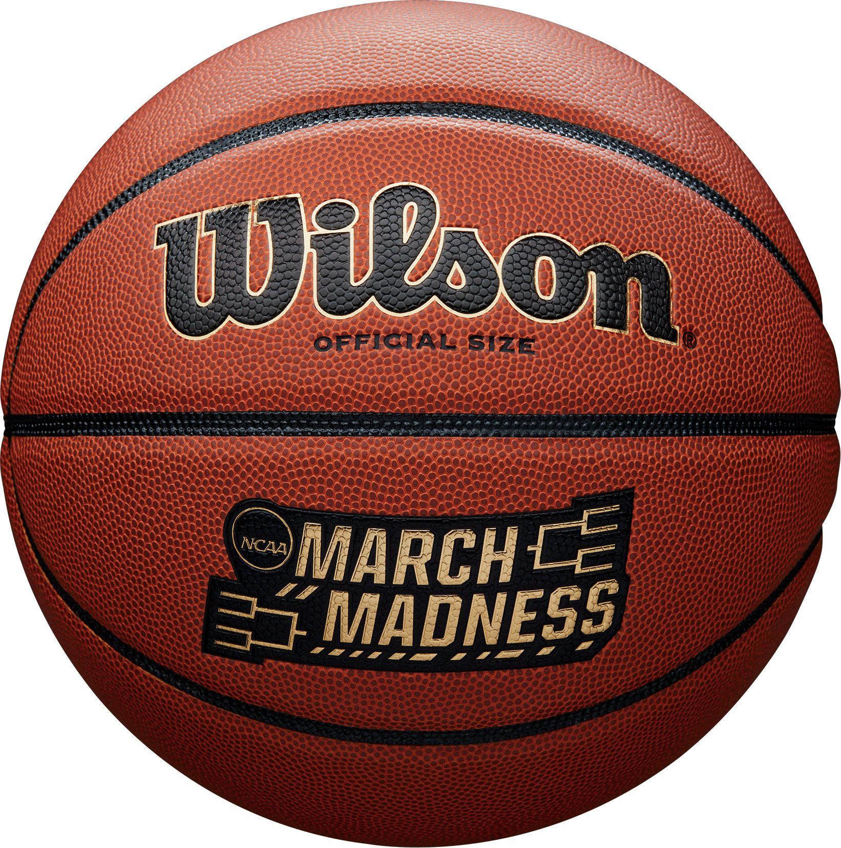 Wilson NCAA March Madness Official Basketball