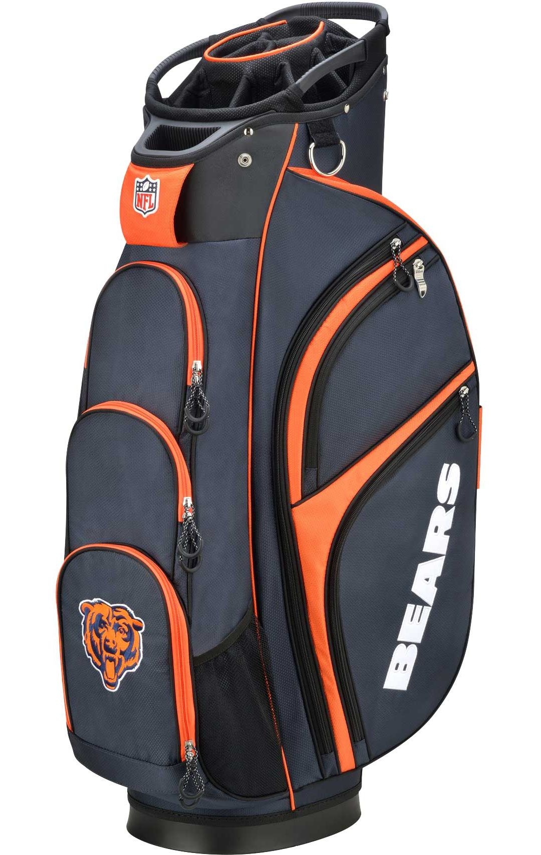Wilson Chicago Bears Cart Golf Bag