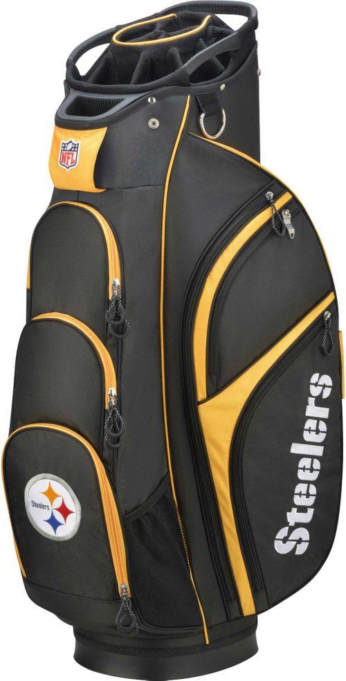 Wilson Pittsburgh Steelers Cart Golf Bag