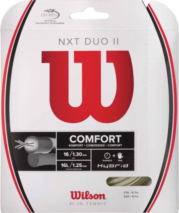 Wilson NXT Duo II Racquet String product image