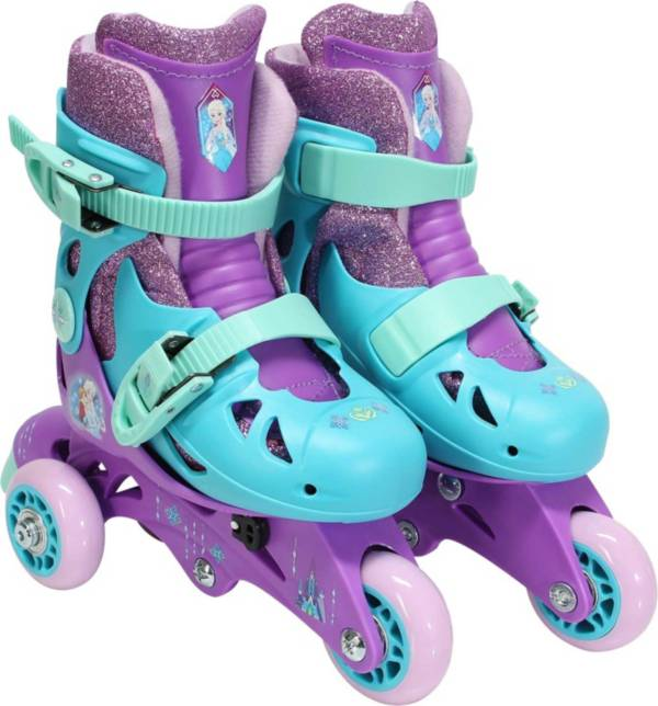 Playwheels Girls' Disney Frozen 2-in-1 Inline Skates product image