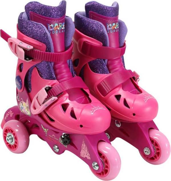 Playwheels Girls' Disney Princess 2-in-1 Inline Skates product image
