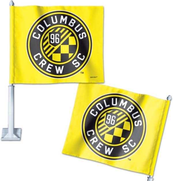 WinCraft Columbus Crew Car Flag product image