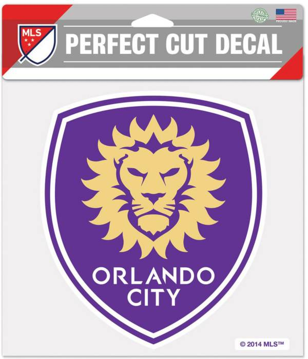 WinCraft Orlando City Perfect Cut Decal product image