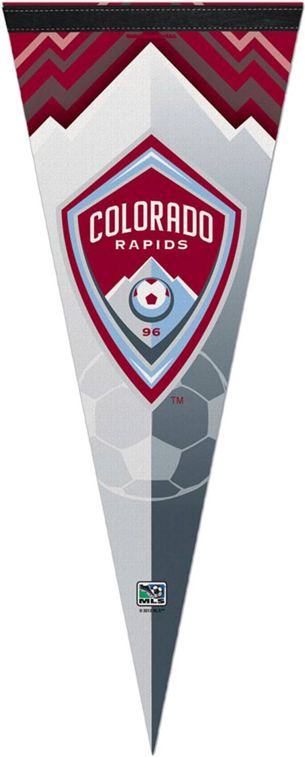 WinCraft Colorado Rapids Premium Quality Pennant product image
