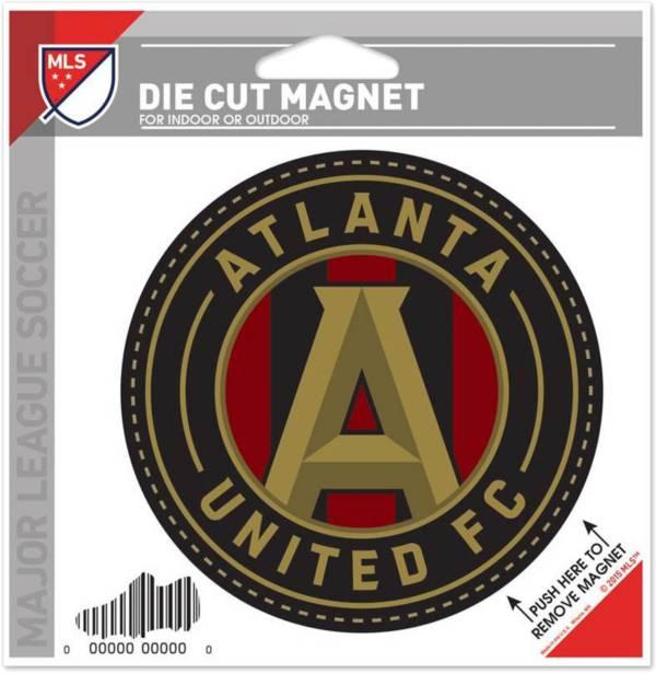 "WinCraft Atlanta United 5""x5"" Die-Cut Magnet product image"