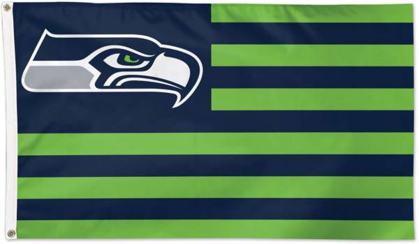 WinCraft Seattle Seahawks 3' x 5' Flag product image