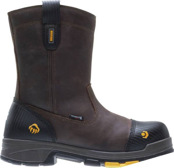 Wolverine Men's Blade LX 10'' Wellington Waterproof Composite Toe Work Boots product image