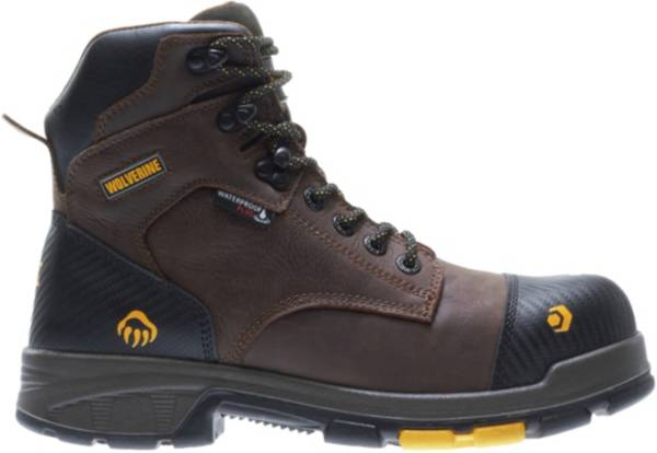 Wolverine Men's Blade LX 6'' Waterproof Composite Toe Work Boots product image