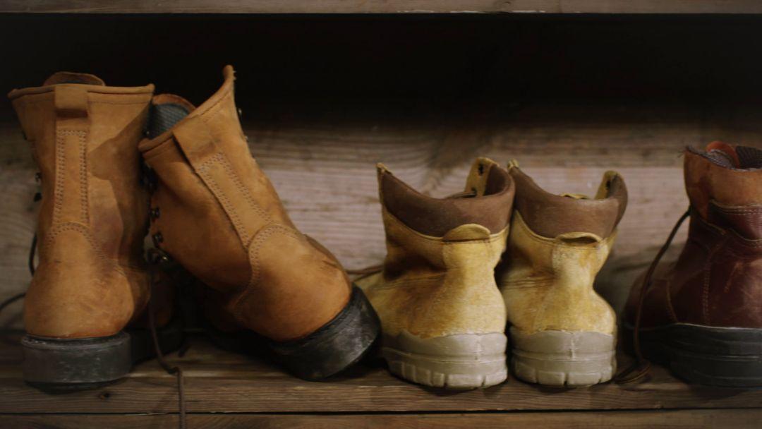 """5466aa78706 Wolverine Men's Brek 6"""" Waterproof DuraShocks Steel Toe Work Boots"""