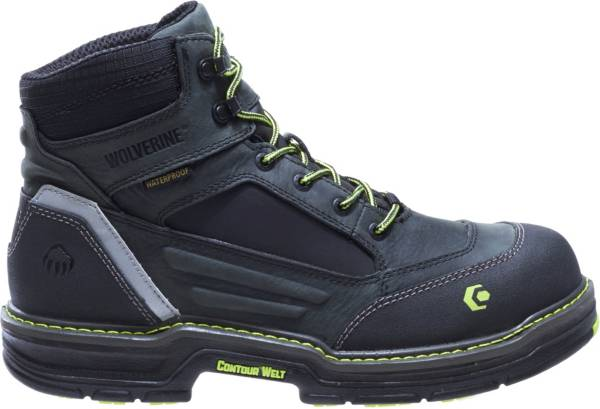 Wolverine Men's Overman 6'' Composite Toe Work Boots product image