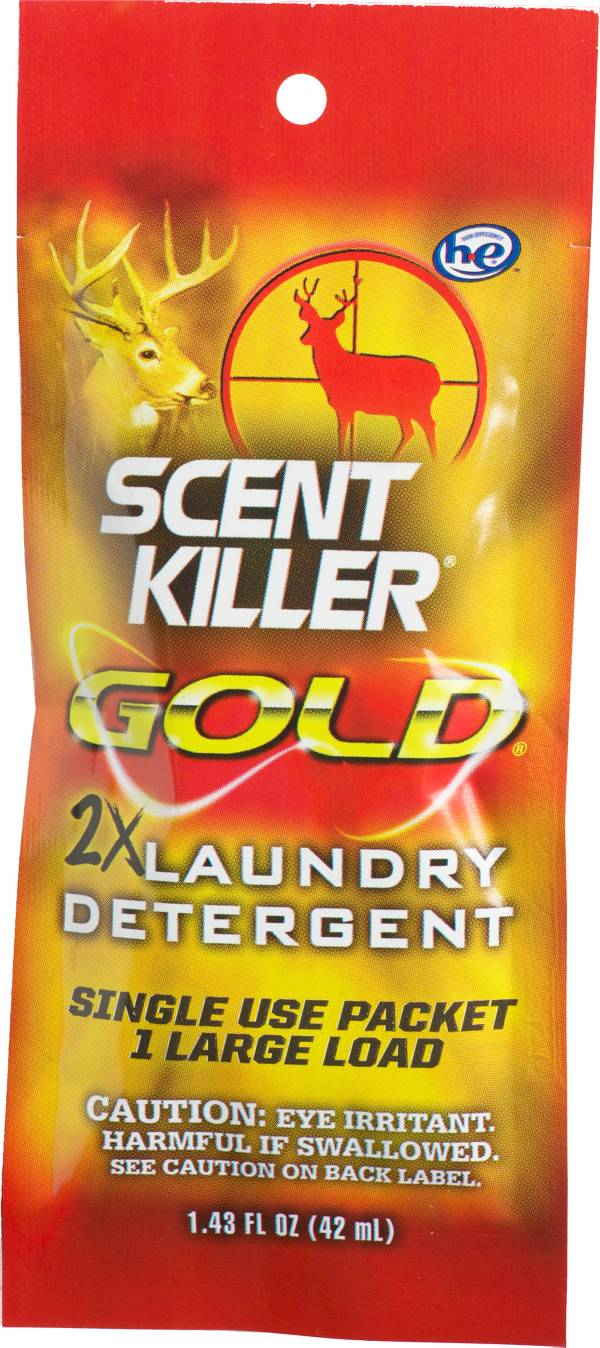 Wildlife Research Center Scent Killer Gold Single Use Laundry Detergent product image