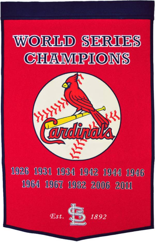 St. Louis Cardinals Dynasty Banner product image
