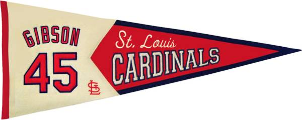 St. Louis Cardinals Bob Gibson Legends Pennant product image