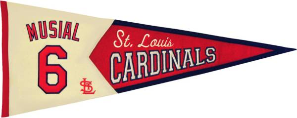 St. Louis Cardinals Stan Musial Legends Pennant product image
