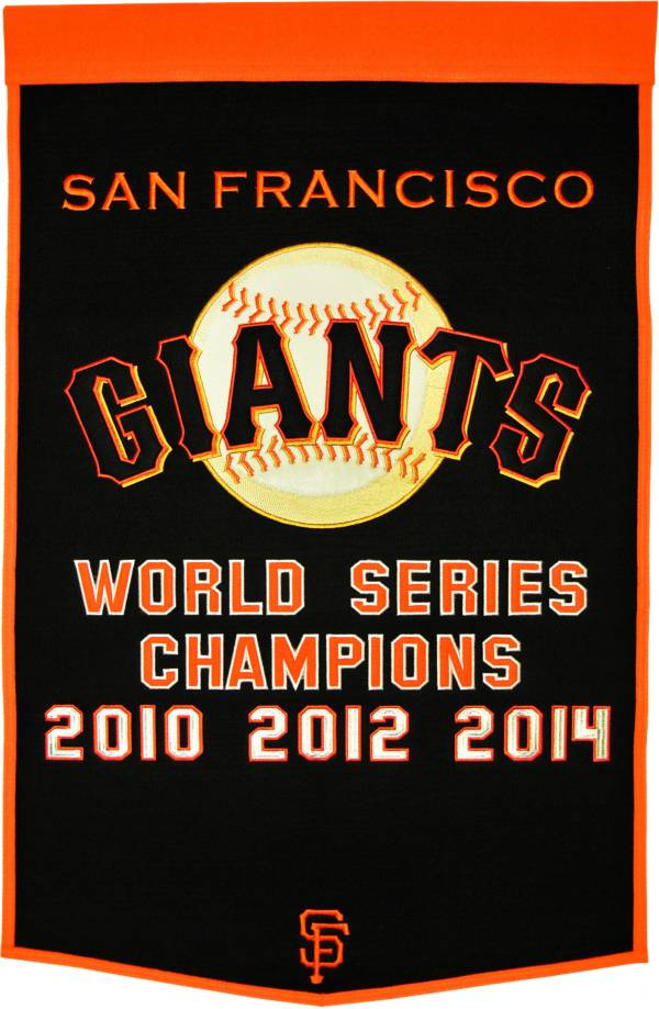San Francisco Giants Dynasty Banner product image