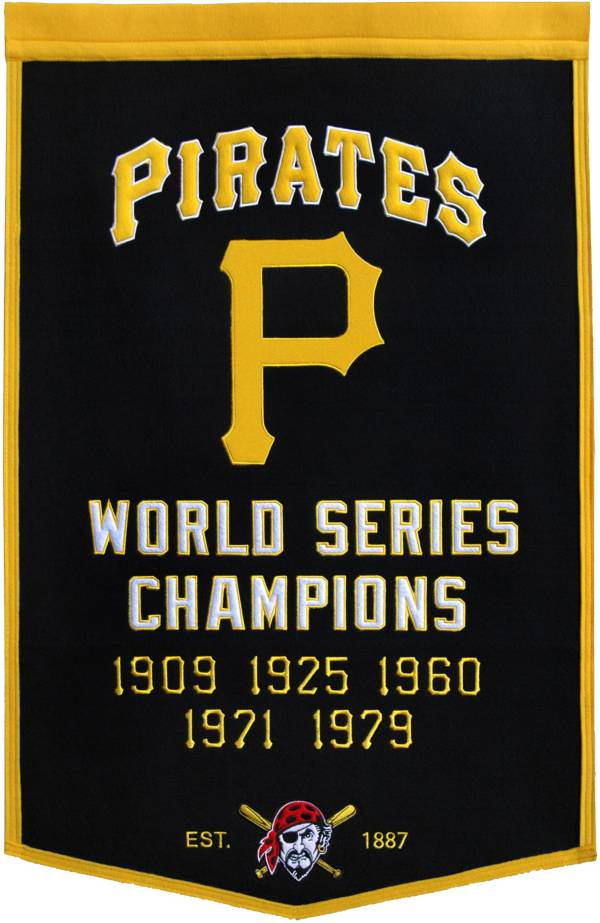 Pittsburgh Pirates Dynasty Banner product image