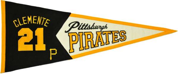 Pittsburgh Pirates Roberto Clemente Legends Pennant product image