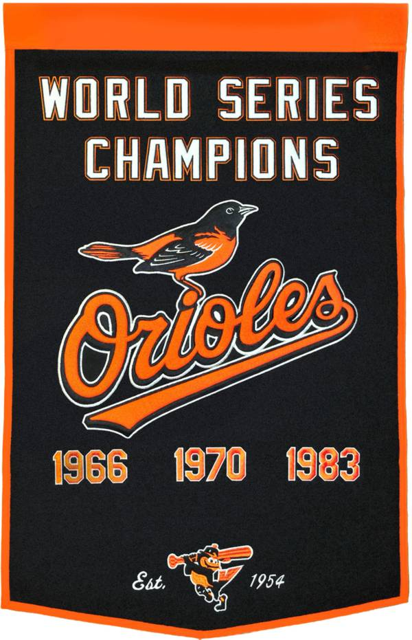 Baltimore Orioles Dynasty Banner product image