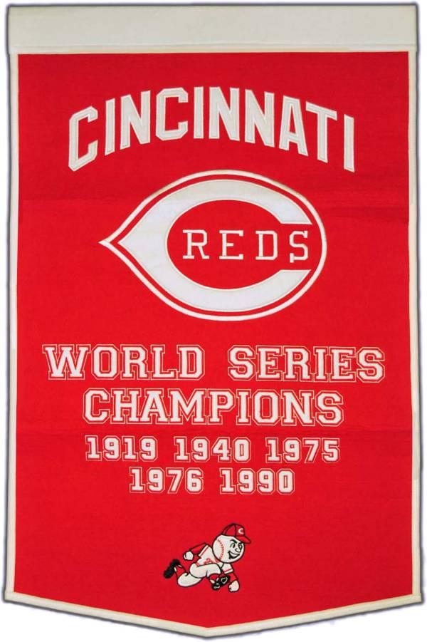 Cincinnati Reds Dynasty Banner product image
