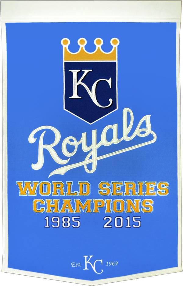 Kansas City Royals Dynasty Banner product image