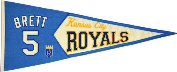 Kansas City Royals George Brett Legends Pennant product image