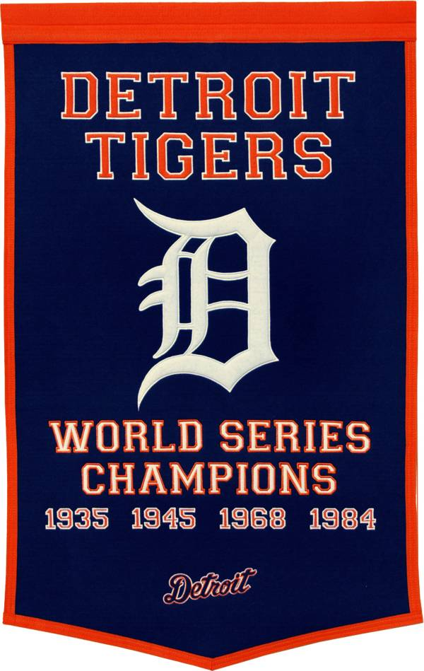 Detroit Tigers Dynasty Banner product image