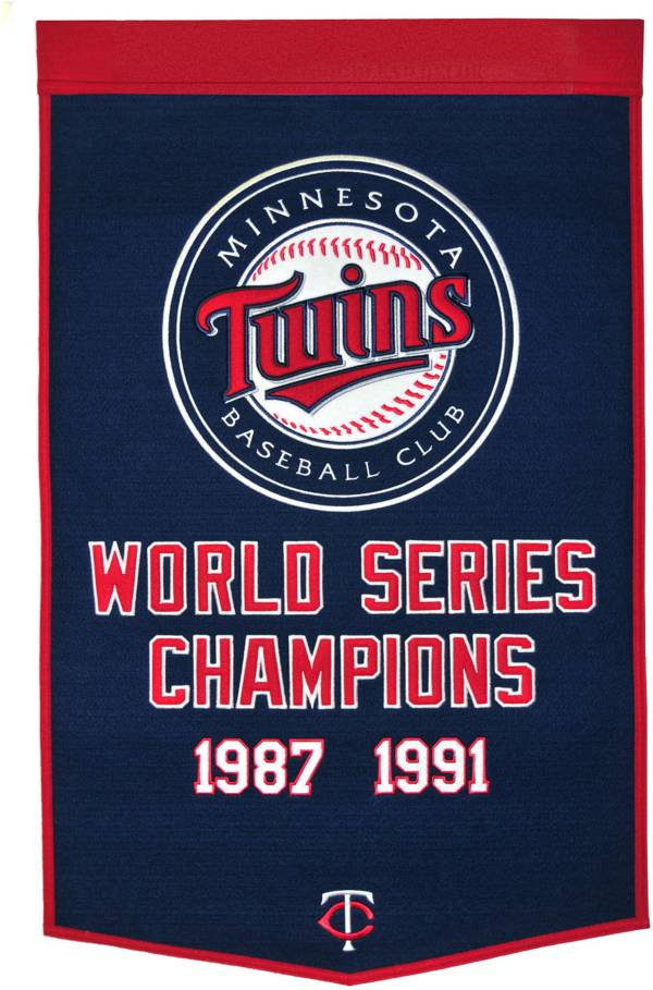 Minnesota Twins Dynasty Banner product image