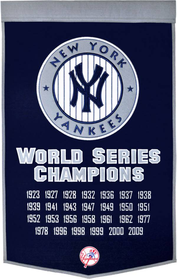 Winning Streak New York Yankees Dynasty Banner product image