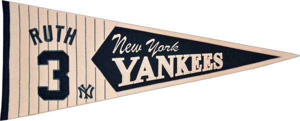 New York Yankees Babe Ruth Legends Pennant product image