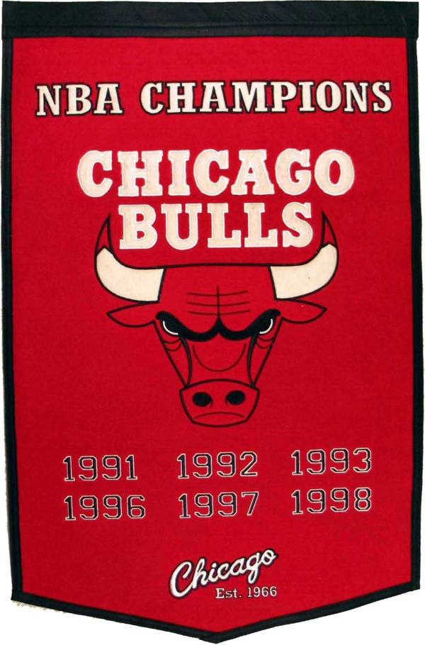 Chicago Bulls Dynasty Banner product image