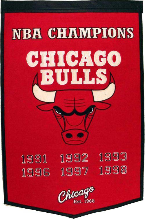 08577c1ed07463 Chicago Bulls Dynasty Banner. noImageFound. 1