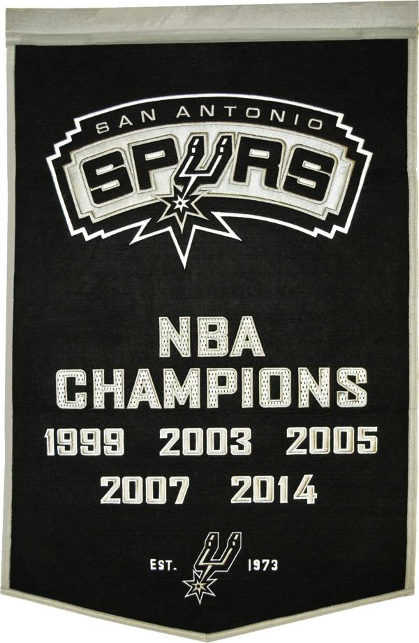 San Antonio Spurs Dynasty Banner product image