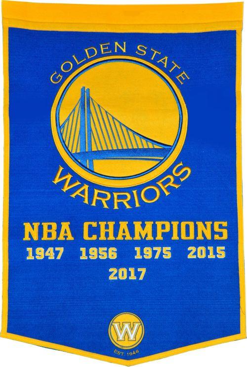 1bce6e589ecd Winning Streak 2017 NBA Finals Champions Golden State Warriors Dynasty  Banner. noImageFound. 1