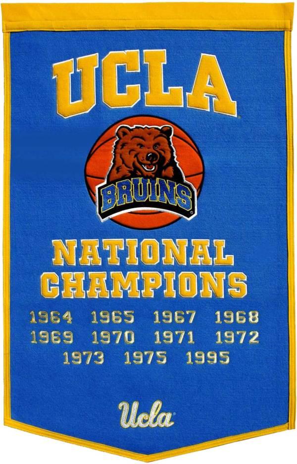 Winning Streak UCLA Bruins Dynasty Banner product image