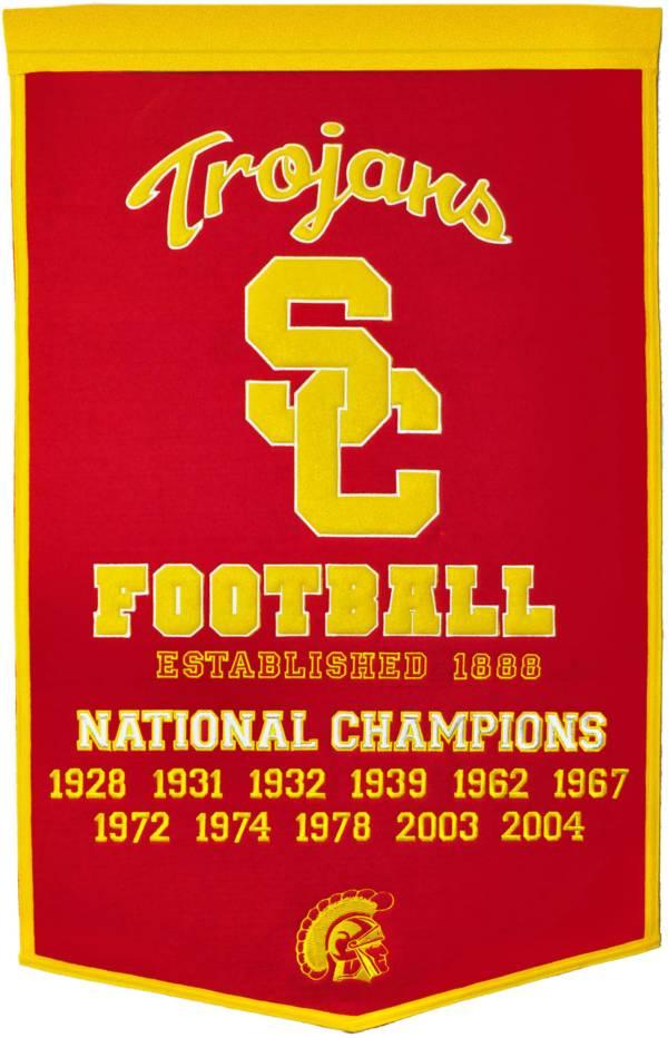Winning Streak USC Trojans Dynasty Banner product image