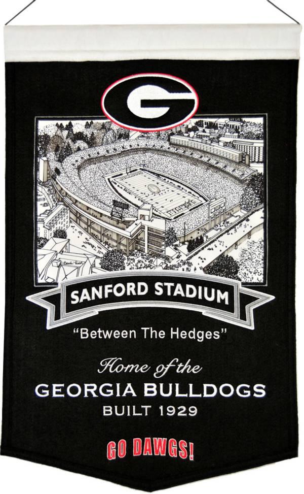 Winning Streak Georgia Bulldogs Stadium Banner product image