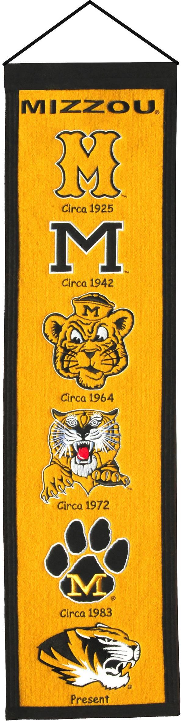 Winning Streak Missouri Tigers Heritage Banner product image
