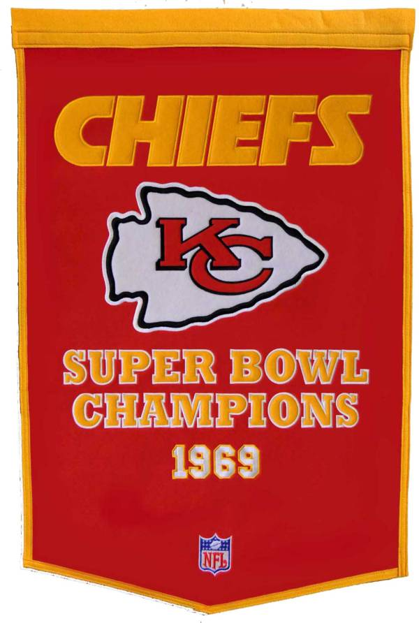 Kansas City Chiefs Dynasty Banner product image
